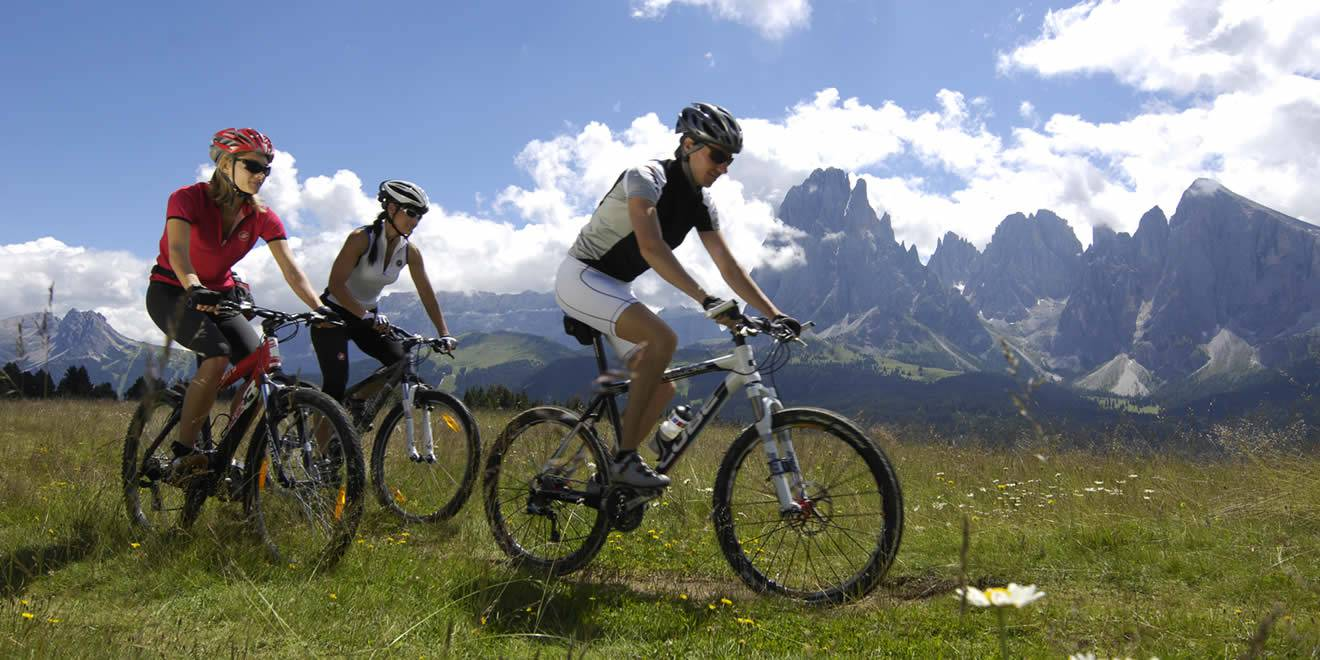 Summer in Val Gardena